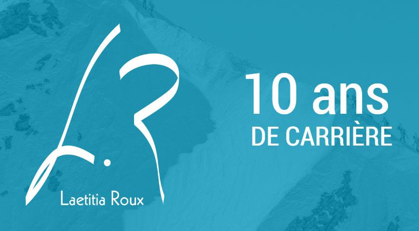Laetitia Roux - Nouveau site web